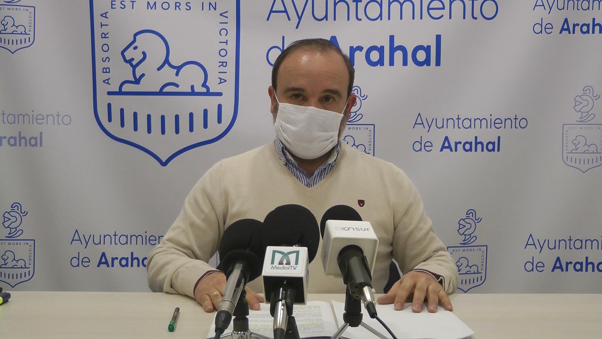 Rueda de Prensa del PP Arahal sobre el PGOU 2021