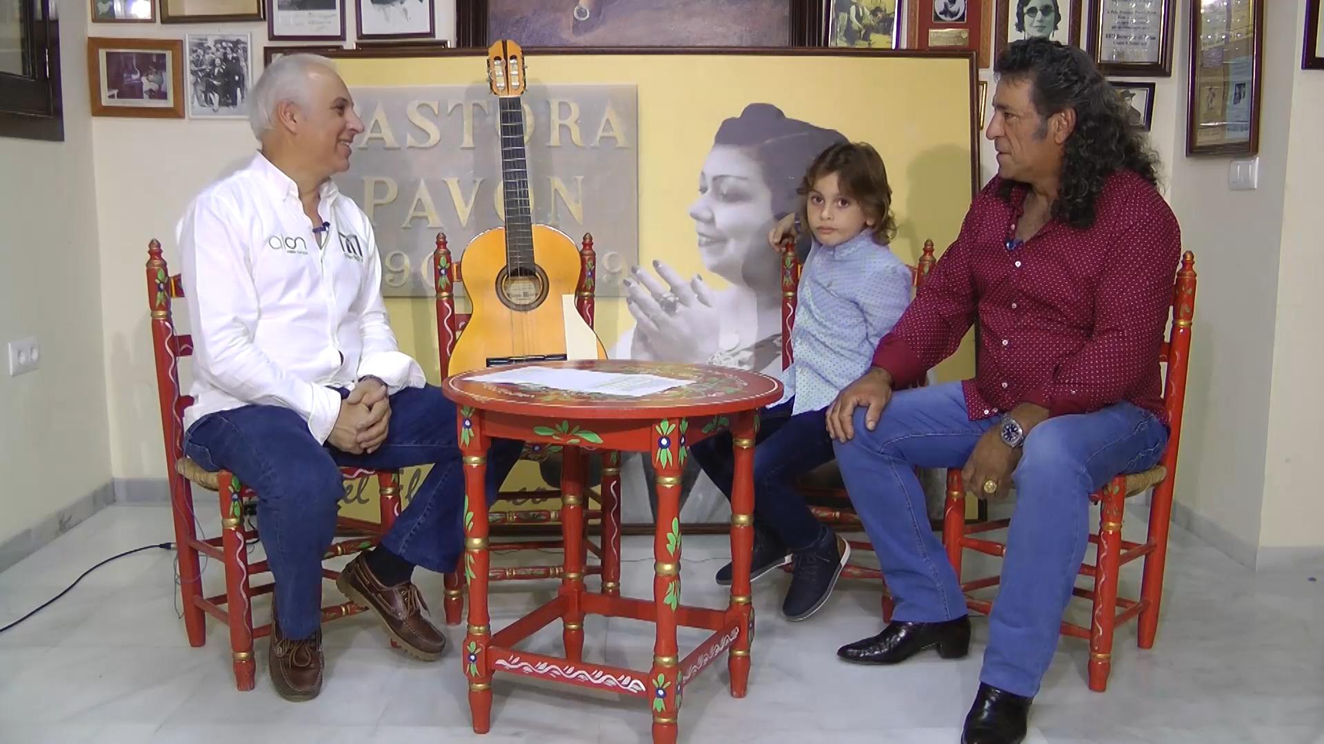 Corazón Flamenco Manuel Vareta 2020