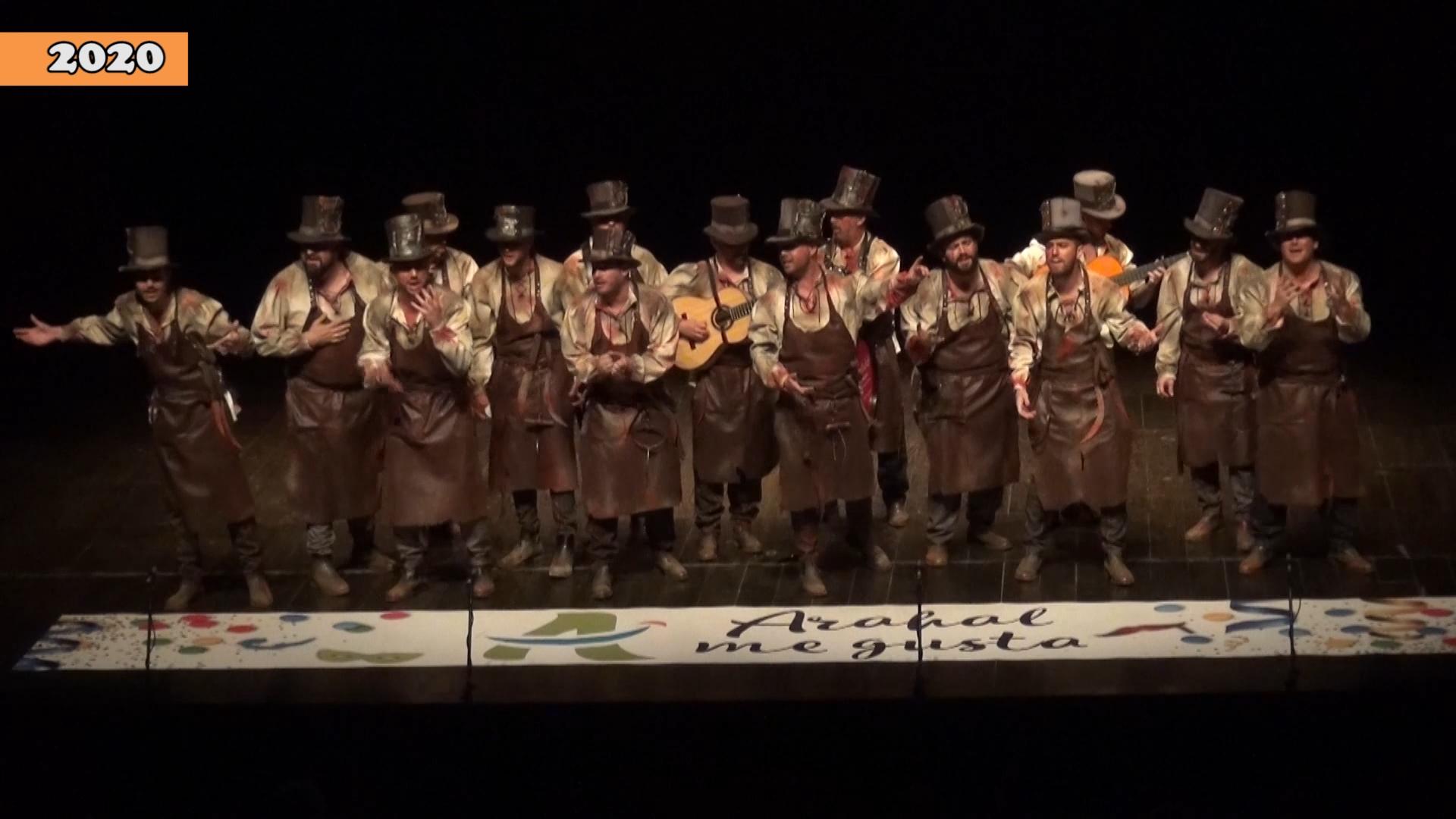 Mejores actuaciones del Carnaval de Arahal 3ª parte