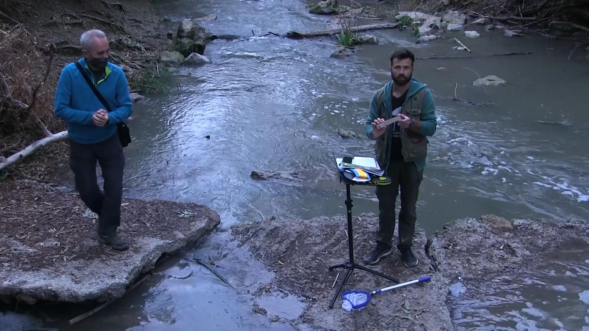 Arahal Medioambiental – Agua de los ríos