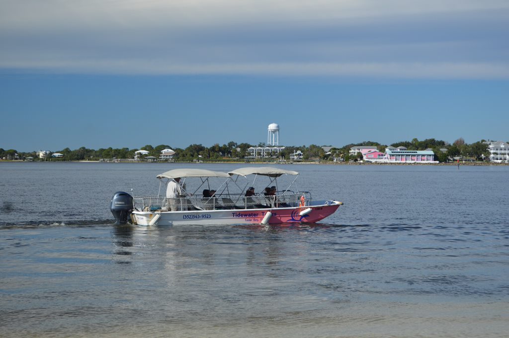 Tidewater Tours Boat