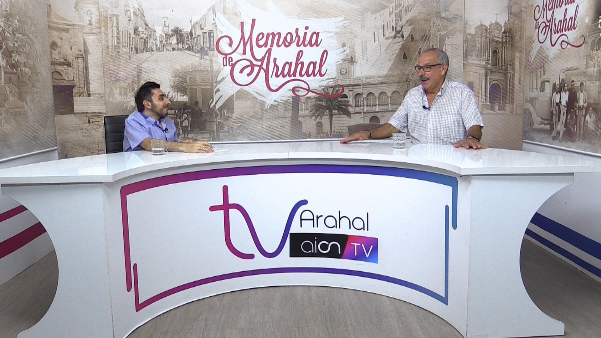 Memoria de Arahal Rafael García – Comercios 2020
