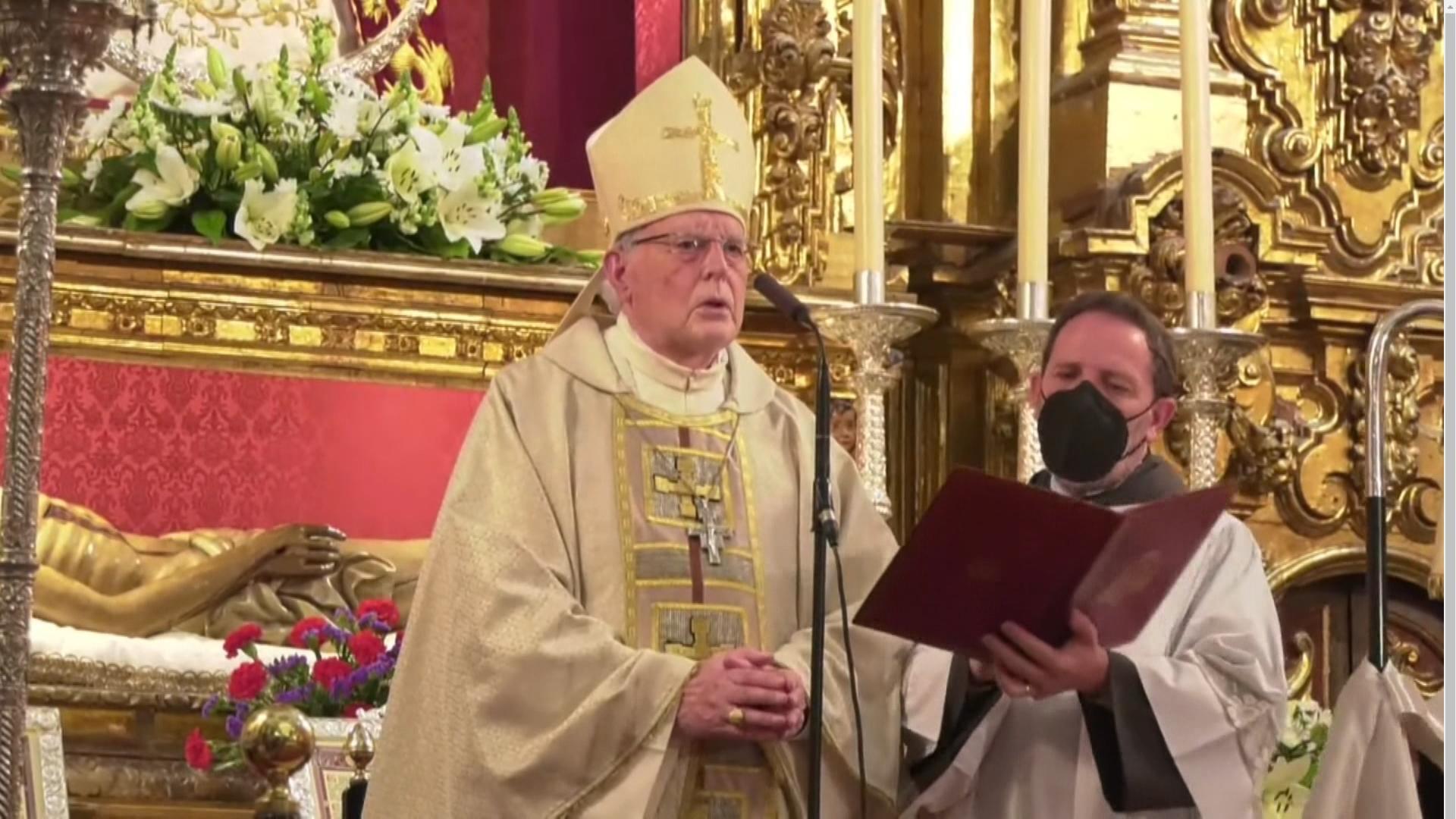 Bendición Santa Ángela de la Cruz 2021