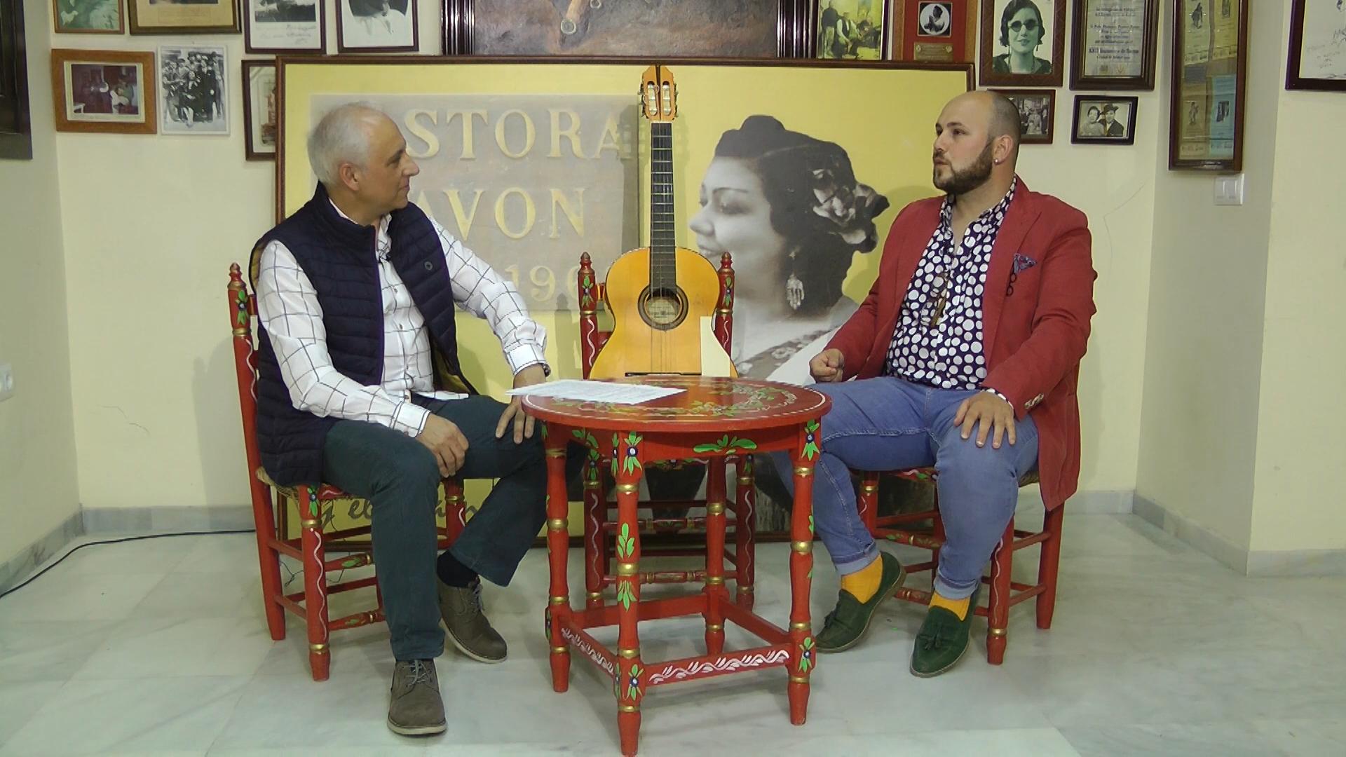 Corazón Flamenco – El Perrete