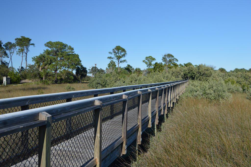 Cemetery Point Boardwalk