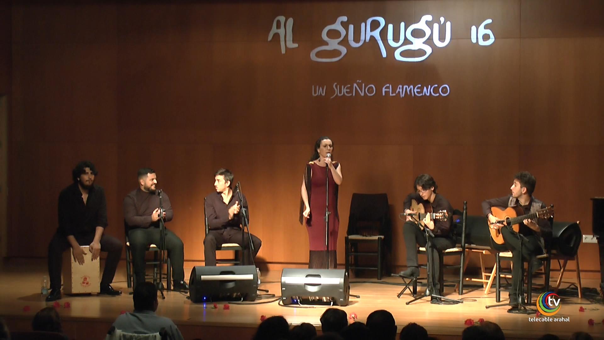 Algurugú 2016 Rosario Muñoz