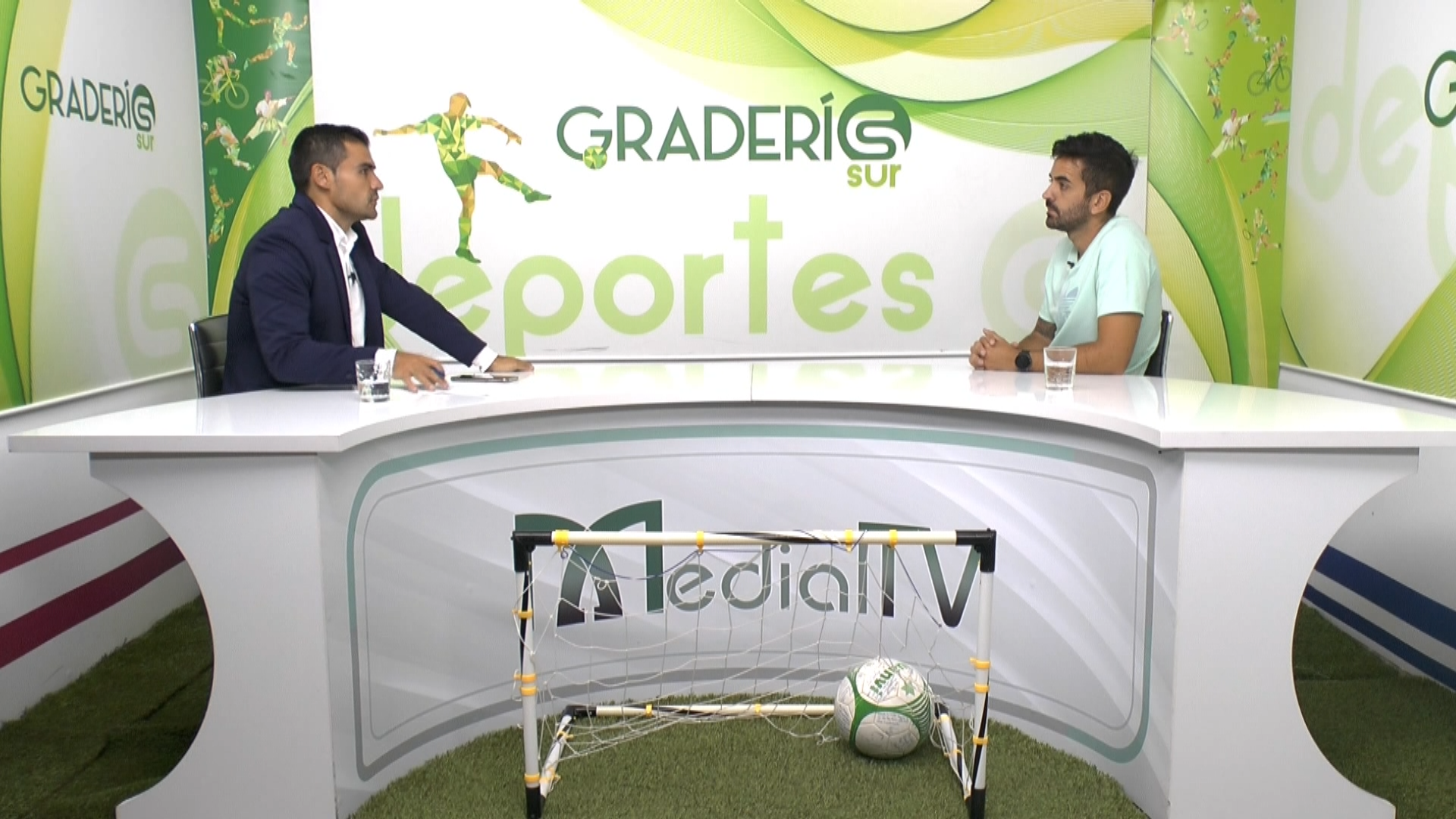 Graderio Sur 01×06 a Chiqui fútbol 2021