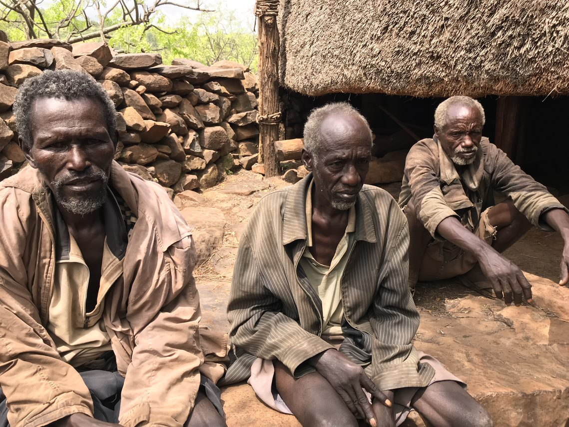 Konso Tribal Elders