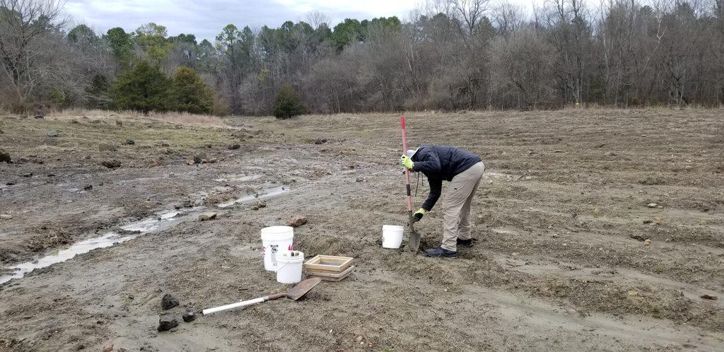Diamond hunting in Arkansas