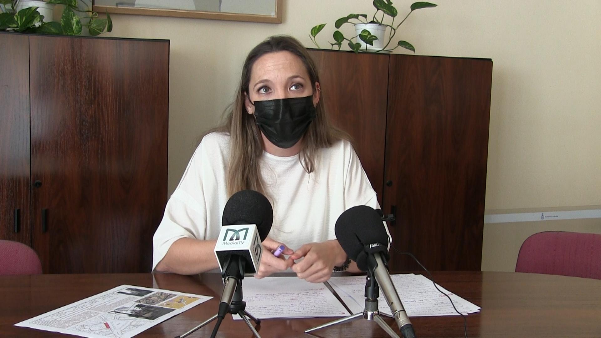 Rueda de prensa de la delegada de Urbanismo 23/06/2021