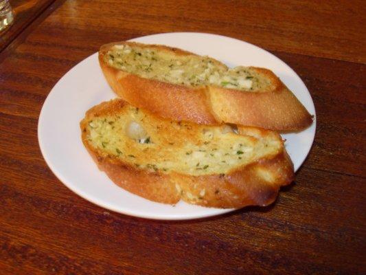蒜味麵包~