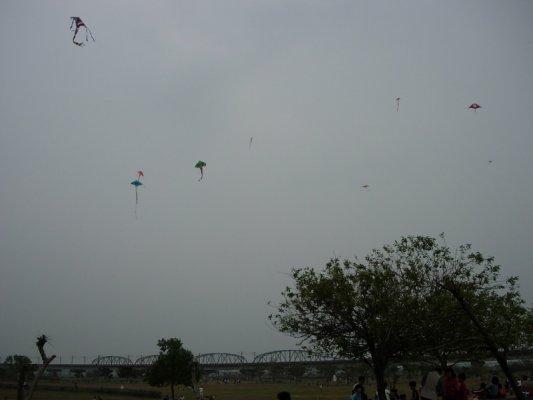 都是風箏~