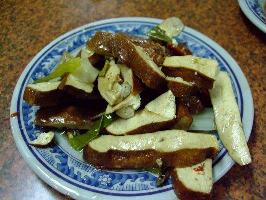 30元小菜~豆干~