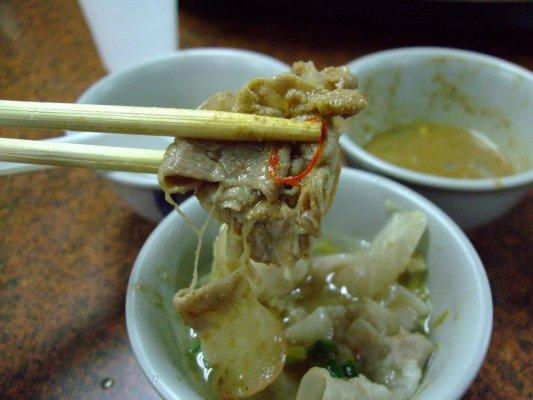 火鍋料~豬肉片~