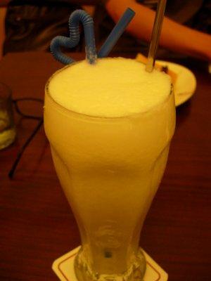 鳳梨蘋果汁~小吉吉的~