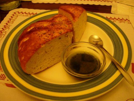 手工麵包~